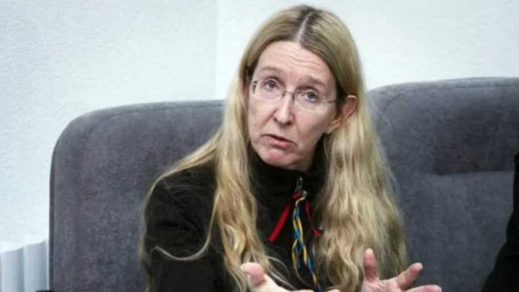 «Не существует права и свободы»: Супрун выступила с громким заявлением в адрес Кремля