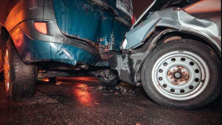 Опасная ДТП в столице: в Киеве столкнулись четыре автомобиля, подробности