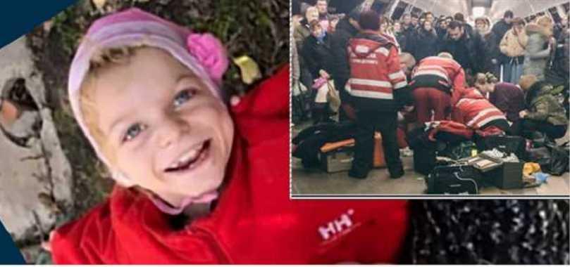 Скончалась на перроне: появились фото и видео о жизни девочки, которой не стало в киевском метро