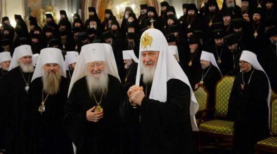 Объединение украинских церквей: В РПЦ взорвались истерикой