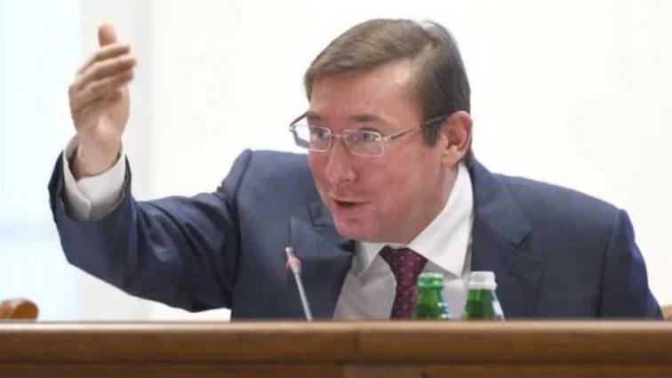 «Генеральная коррупционная адвокатура»: Шабунин резко высказался о «заботливой» команде Луценко