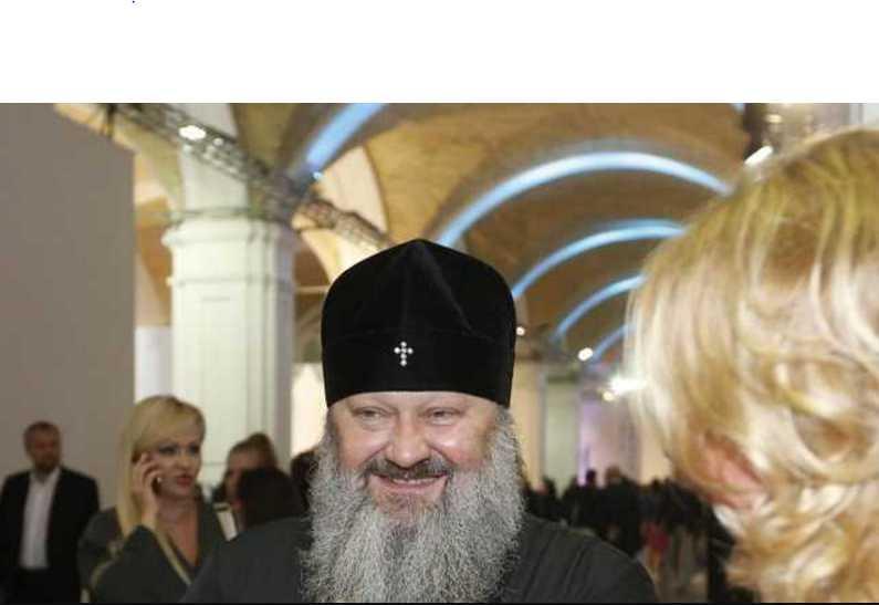 «Гундяевская крыса» и «упырь»: Шкиряк жестко прошелся по наместнику Киево-Печерской лавры