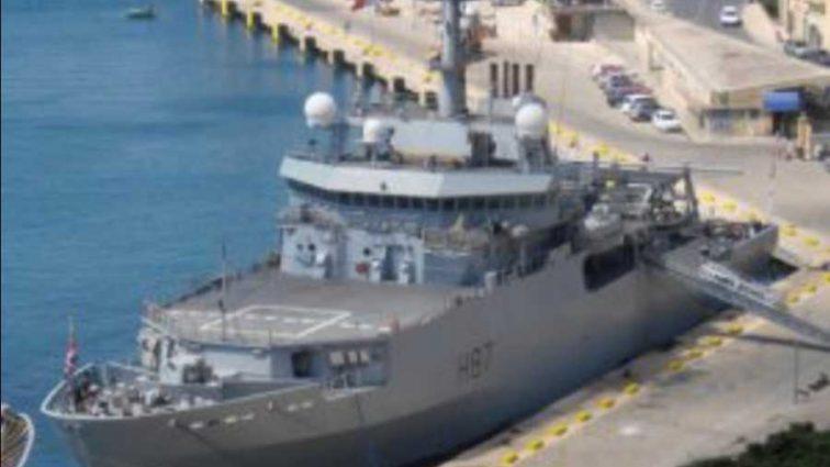 В Черное море неожиданно зашел разведывательный корабль НАТО, что происходит