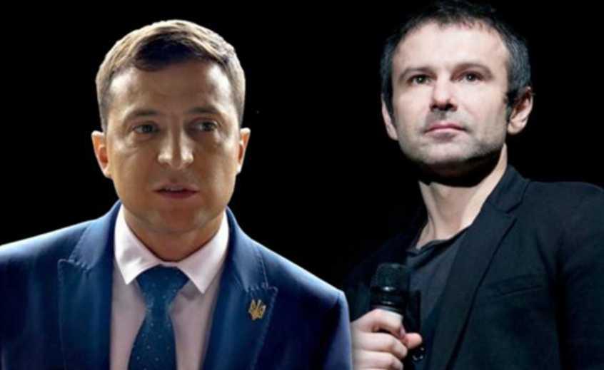 «Володе и Славику такое на хр*н не нужно»: Кондратюк о том, какими президентами будут Зеленский и Вакарчук