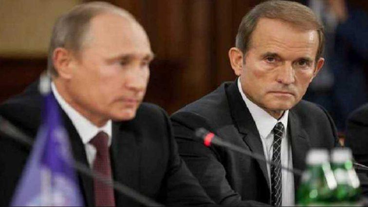 Это в моих интересах! Медведчук на российском ТВ рассказал о переговорах с Путиным