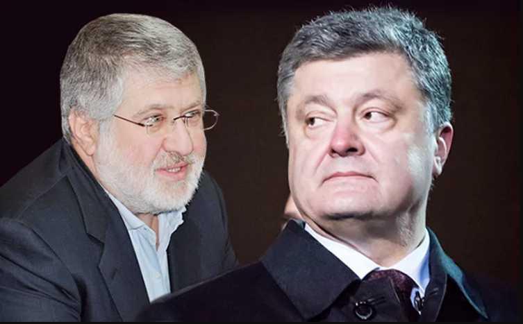 «Мы тебя посадим»: Коломойский рассказал об угрозах Порошенко