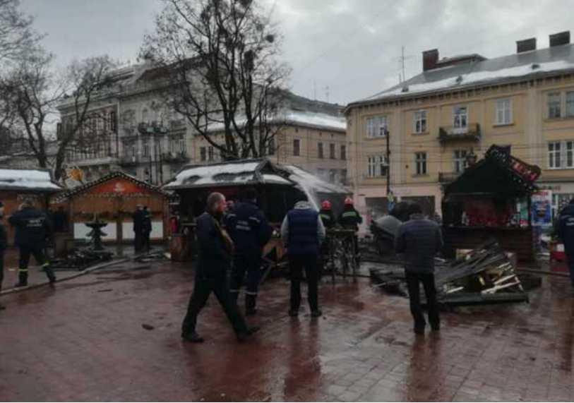 «Двое не дышат»: Рассказали о состоянии пострадавших от взрыва во Львове