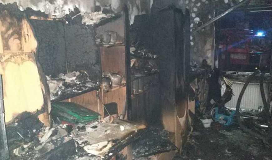 Оказались в ловушке: женщина и ее четырехлетний сын погибли во время жуткого пожара