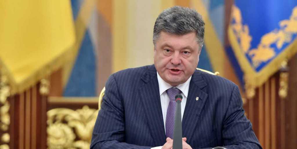 Агрессия против Украины: Порошенко пригрозил России новыми ударом