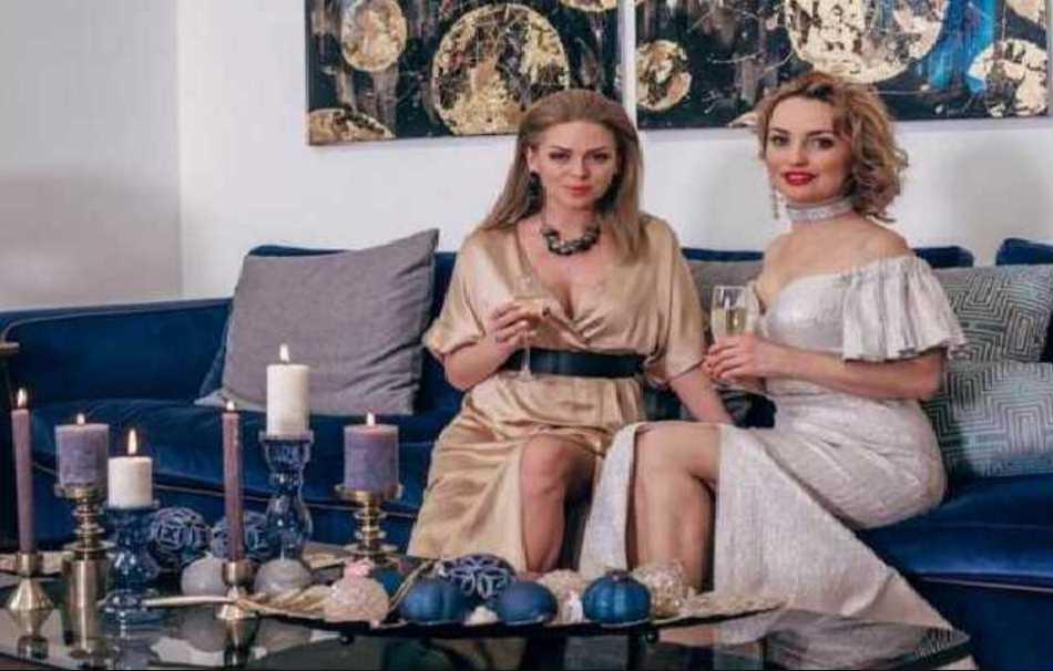 На экране Марина: актеры «Дизель Шоу» впервые собрались вместе после трагедии (ФОТО)