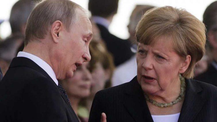 » Путин сам заставил »: У Меркель подготовили жесткий ответ России через Азов