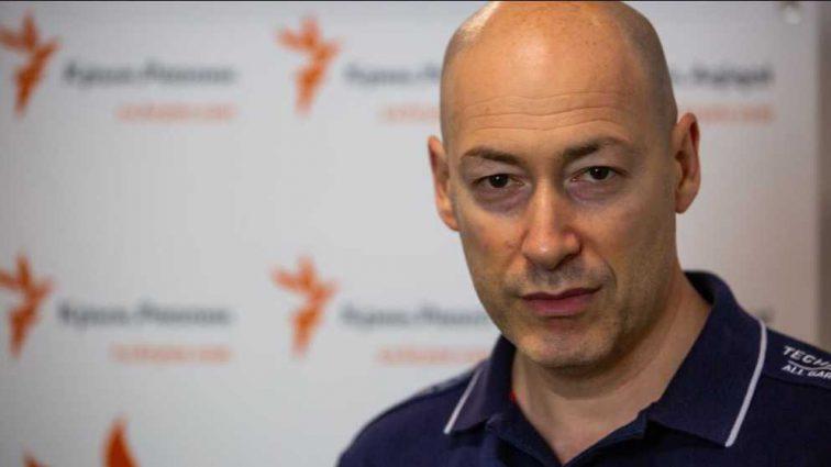 » Спасибо Путину »: Гордон резко ответил пропагандистам на Кремль ТВ