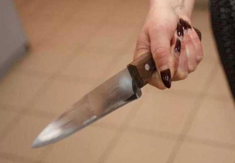 Сначала дала жизнь, а потом его лишила: женщина хладнокровно зарезала своих детей