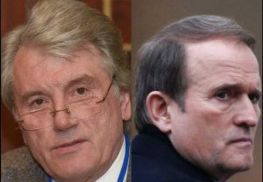 Накручивал против него Кучму: Ющенко назвал Медведчука «босяком»