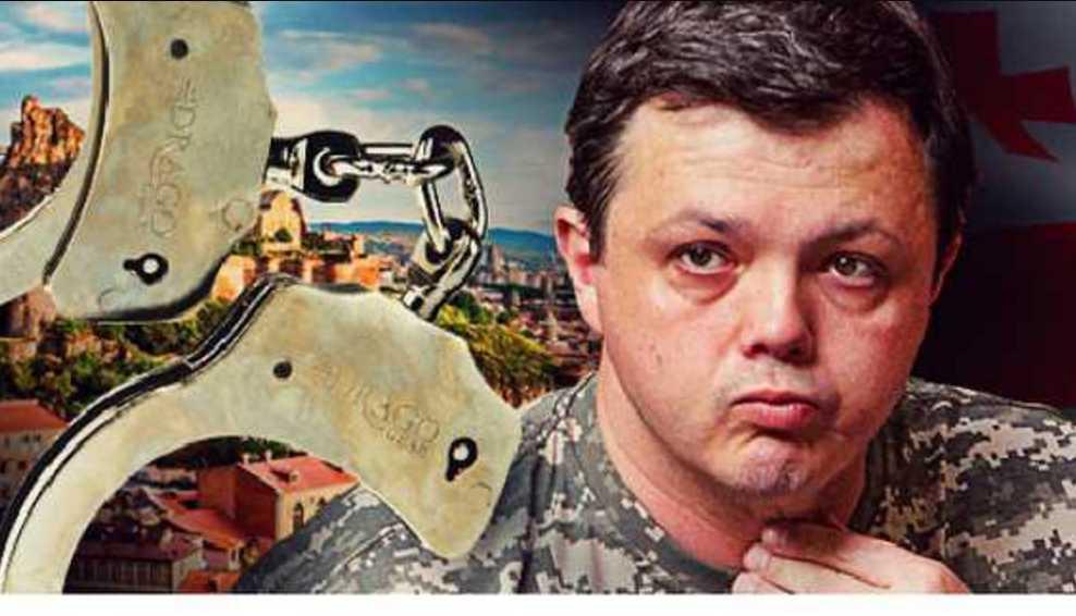 «Как Семенченко через боевиков ДНР делал для Саакашвили госпереворот в Грузии»: Богуцкая сделала громкое заявление