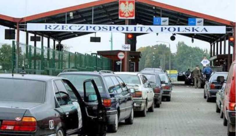 На границе начали дополнительно проверять автомобили, что это значит для украинцев