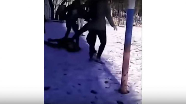 Прыгали на голове и дико лупили: подростки забили до полусмерти школьника
