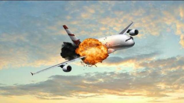 Самолет с пассажирами рухнул при посадке: подробности ЧП в Борисполе