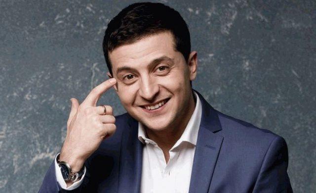 Я не собираюсь стоять с политиками в одном ряду: Зеленский рассказал о предвыборной кампании