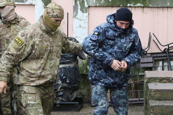Искалеченные в плену: рассказали о состоянии украинских моряков