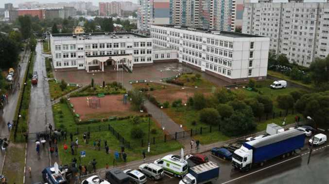 Ученица престижной школы расстреляли на занятиях: первые подробности трагедии