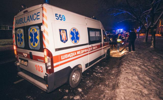 «Черепом застрял в лобовом стекле»: Ужасное ДТП с маршруткой под Киевом