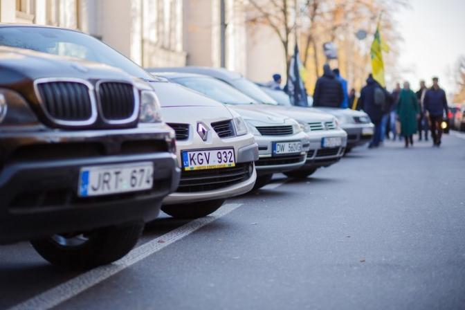 Требования к владельцам «евроблях» ужесточат: узнайте детали растаможки