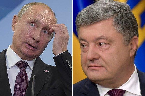 «Нет, что сказать» Порошенко сделал громкое заявление в адрес Путина