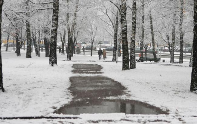 Украина засыплют дожди со снегом: синоптики уточнили прогноз погоды на 10 декабря