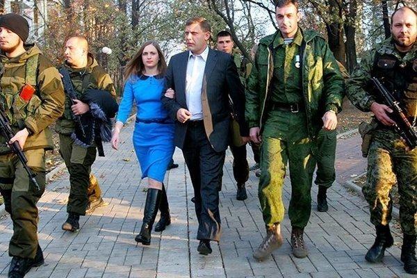 Вдова Захарченко вляпалась в громкий скандал