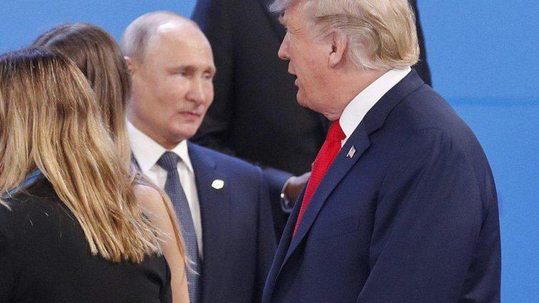 «На это была единственная причина»: Трамп проигнорировал и не пожал Путину руку на G20