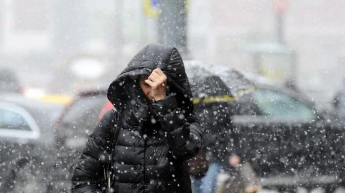 В Украину идут морозы и снег: Синоптики дали прогноз погоды на 29 декабря