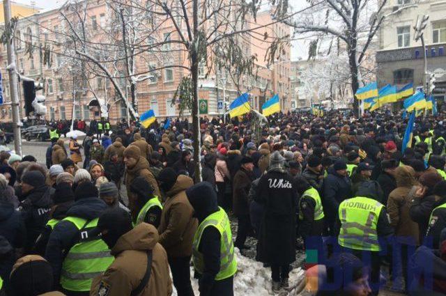 В центре Киева начался переполох накануне Объединительного собора: что происходит, первые подробности