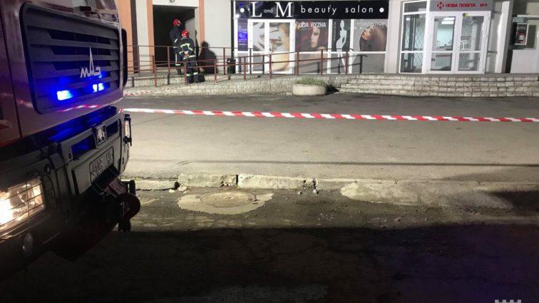 В Ровно на «Новой почте» в посылке обнаружили гранаты