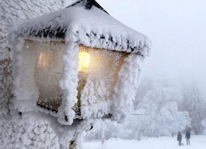 Мороз усилится почти по всей стране: Прогноз погоды на 19 декабря