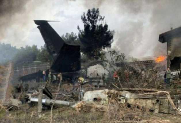 Погибли все находившиеся на борту: Появились новые подробности авиакатастрофы с пассажирским Боингом