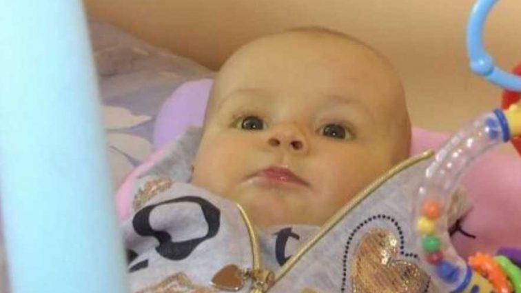 От рождения борется за жизнь: Маленькая Злата нуждается в срочной помощи