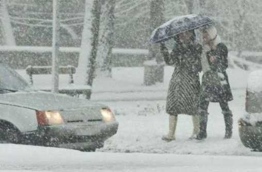 В Украине будут бурлить метели: Прогноз погоды на 23 января