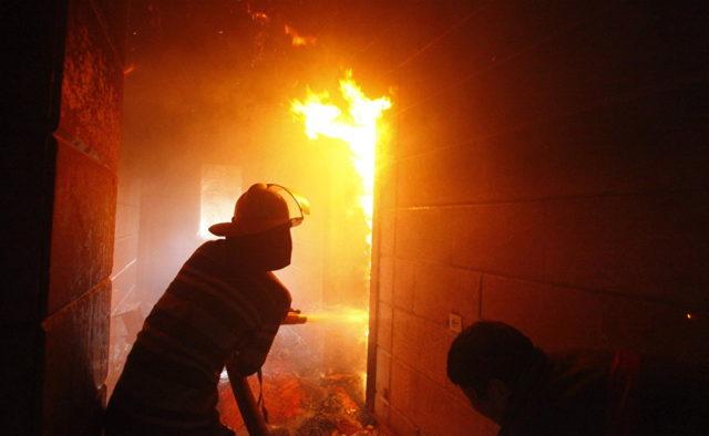 Рождество закончилось трагедией: На Харьковщине огонь унес жизнь матери и младенца
