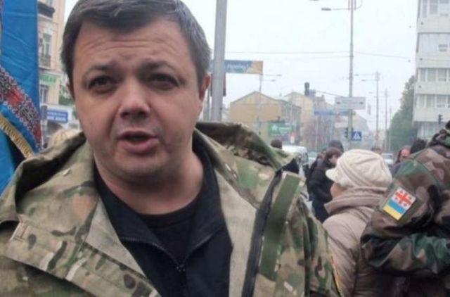 Это все фейк! Семенченко резко ответил Геращенко, назревает новый конфликт