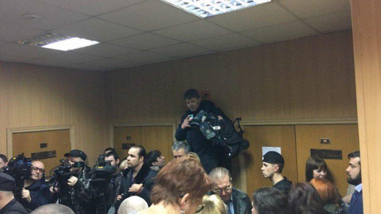 В суде над украинскими моряками произошло неожиданное. Аплодировали стоя!