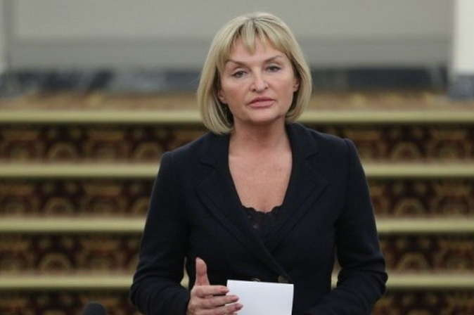 «Сумка-мечта»: Ирина Луценко пришла на самовыдвижение Порошенко с сумкой за $ 3295