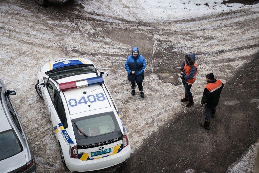 В Киеве в подвале жилого дома плавал труп, первые подробности