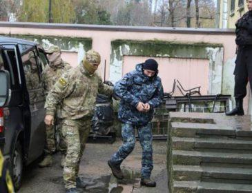 Московский суд решил судьбу пленных украинских моряков