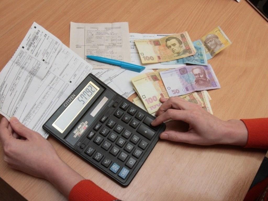 » Растраты в воздух »: в Украине предложили отменить субсидии