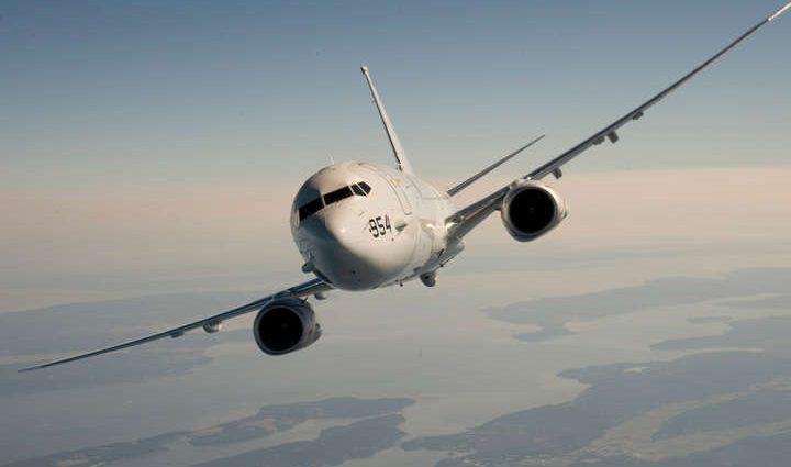 Военный самолет США пролетел на оккупированным Крымом: что происходит?