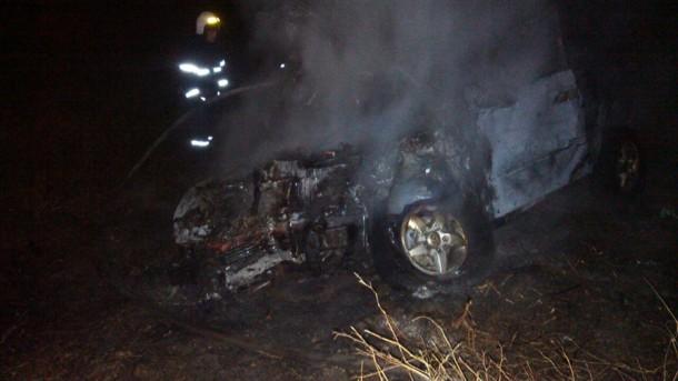 Жуткая ДТП на Николаевщине: На бешеной скорости столкнулись грузовик и легковушка