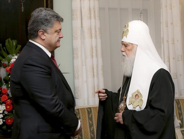 «Симпатии к Порошенко есть»: Филарет сделал громкое заявление о выборах