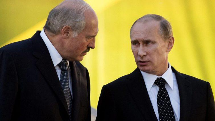 Лукашенко на Новый год резко «отшил» Путина: «Мы должны сохранить страну»
