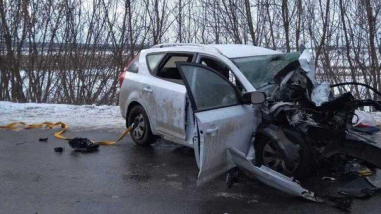 В опасной ДТП погиб скандальный украинский спортсмен, его жена в реанимации